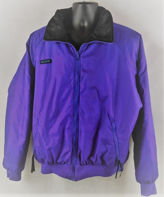Bomber Jacket 80s Color Block
