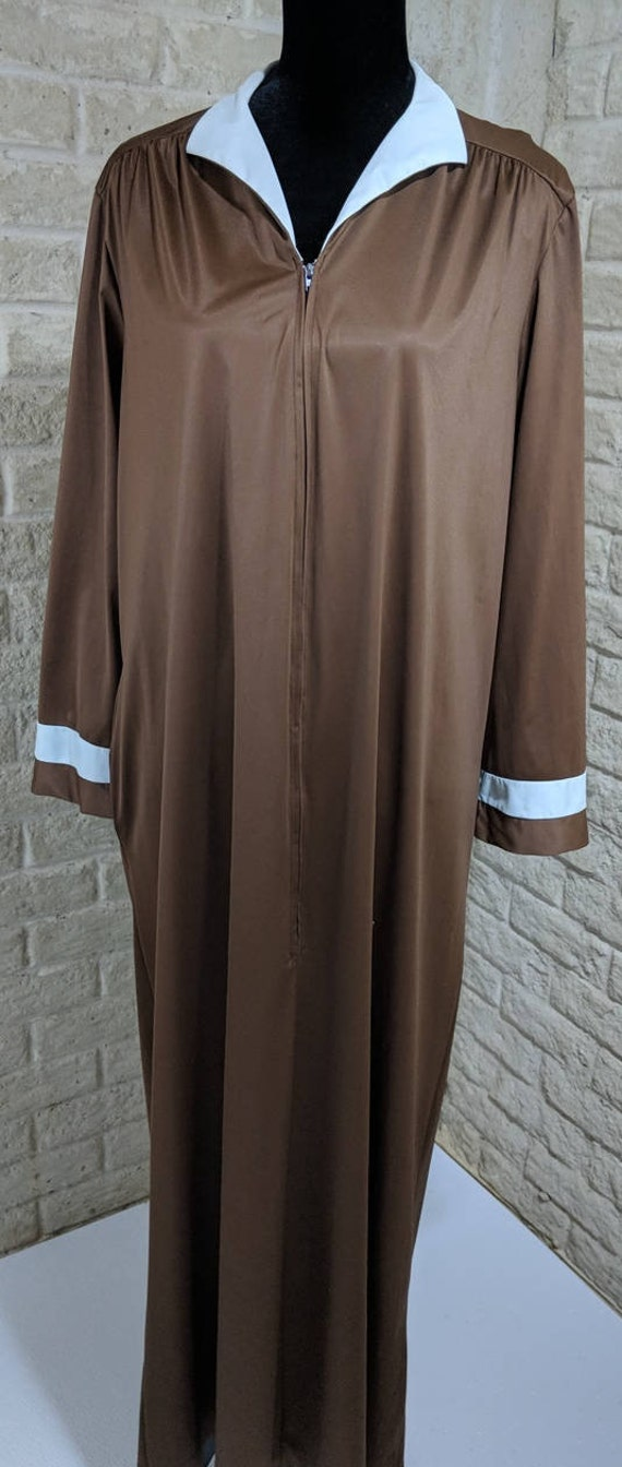 Intimate Lingerie Vintage Robe Mad Men Lingerie Wo