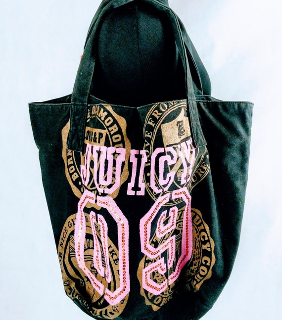 Vintage Juicy Couture Bag Tote