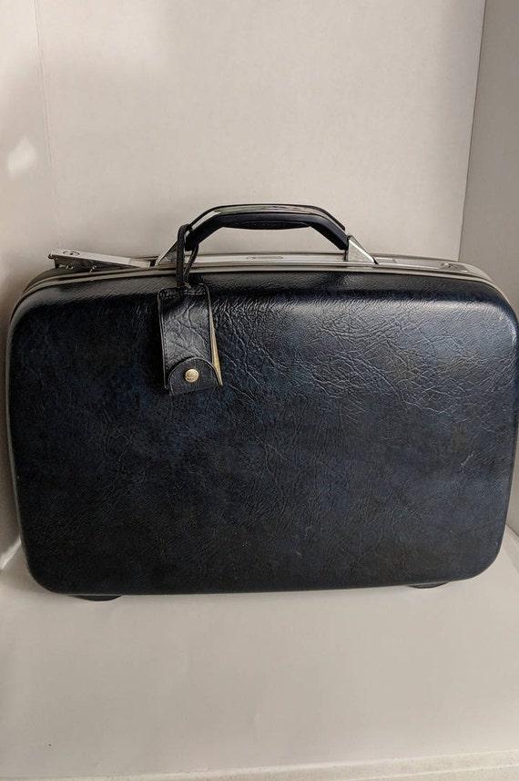 Vintage Samsonite Vintage Suitcase Vintage Luggage