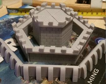 Castle Panic Boardgame Upgrade