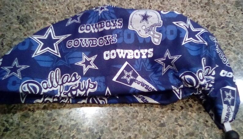Dallas cowboys European style scrub hat