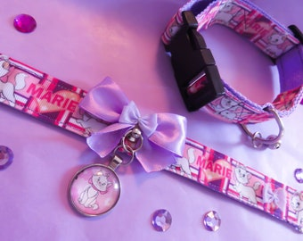 Marie The Aristocats Collar