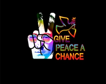 Give Peace A Chance #1050