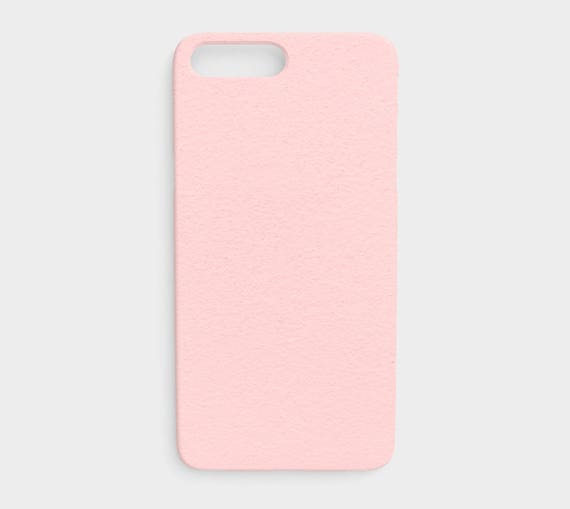 purchase cheap b07b6 af693 Blush Pink Phone Case, Light Pink Phone Case, Solid Pink Case, Pink  Protective Phone Case for the Apple iPhone and Samsung Galaxy Devices
