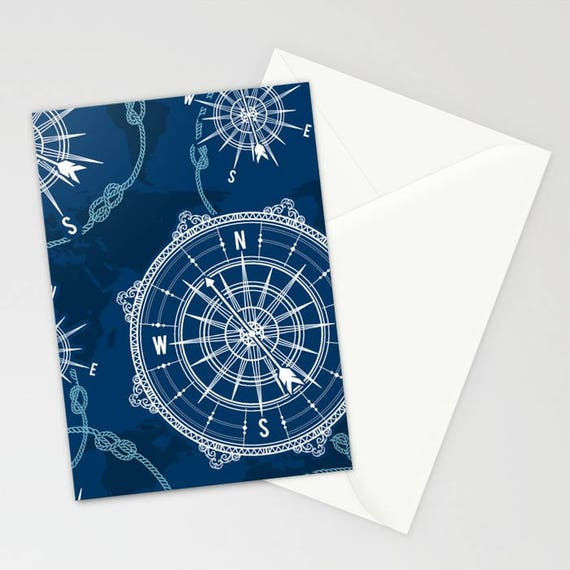 Nantucket Summer Collection  Nautical Stationery Nautical  ed01a02fe13