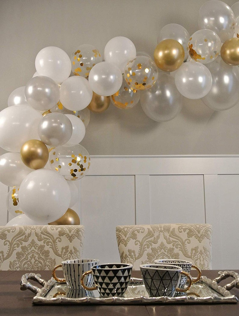 Baby Shower Balloon Garland Bridal Shower Party Decorations