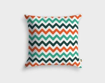 ZIKI Scandinavian cushion - Made in France - 45 x 45 cm