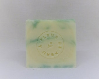 SOAP with lime / Linden soap