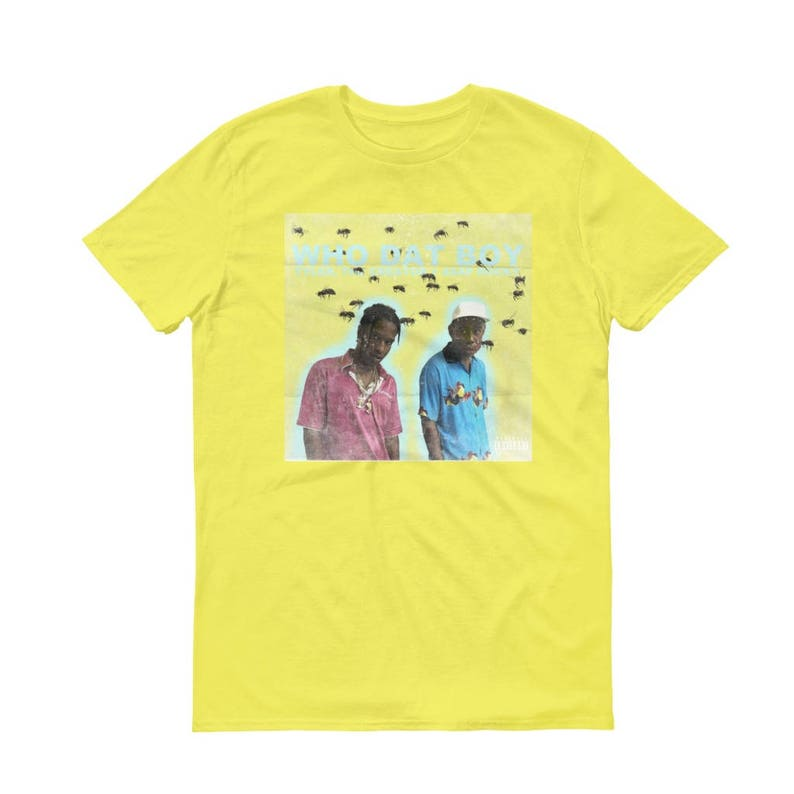 884a92b38afbe1 Tyler The Creator x ASAP Rocky Who Dat Boy