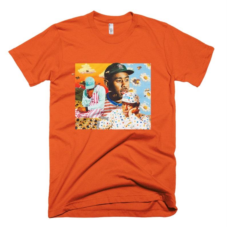 f0a9852908dc12 Tyler The Creator Flower Boy Mesh T-Shirt