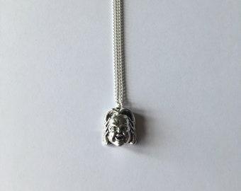 d89be3a0a Handmade Chucky Horror Necklace