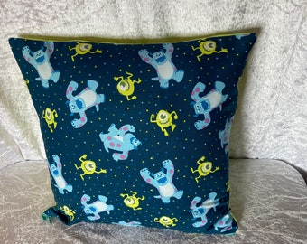 Monsters Inc Pillow Etsy