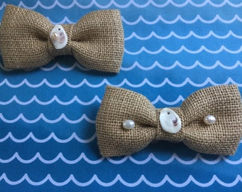 Oyster Bow Tie