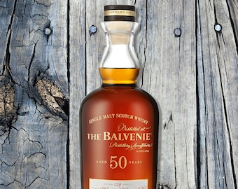 The Balvenie 50 Years Print