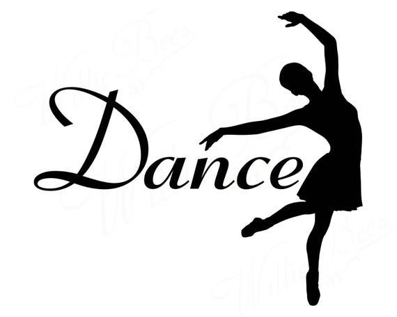 Download Dance SVG Ballet SVG Dance Cut File Dancer SVG Love   Etsy