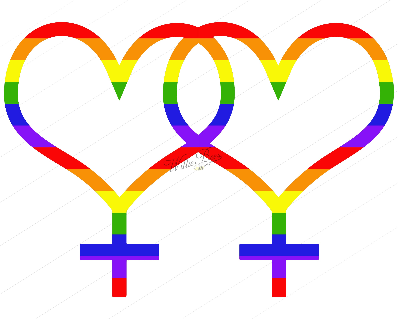 Gay Pride Symbol Clipart Gender Identity Lgbt Gay Pride Etsy