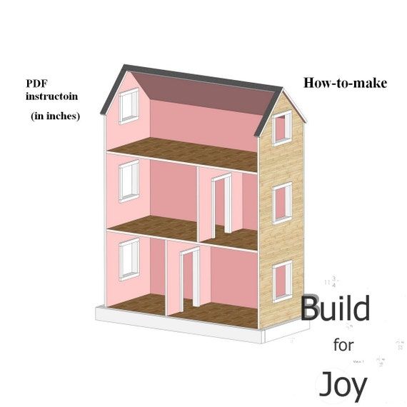 Dollhouse for American or 18 inch Dolls PDF Plans Step-by-Step instruction on metal shop house plans, ranch house plans, lowe's house plans, belk house plans, marriott house plans, small 3 bedrooms house plans, house floor plans, walk out basement house plans, amazon house plans, hallmark house plans, single story house plans, carter lumber house plans, secret passage house plans, do it best house plans, loft house plans, pottery barn house plans, brady house plans, simple 4 bedroom house plans, ebay house plans, ikea house plans,