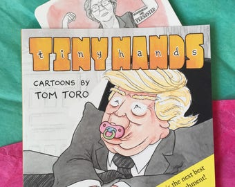 Tiny Hands signed edition