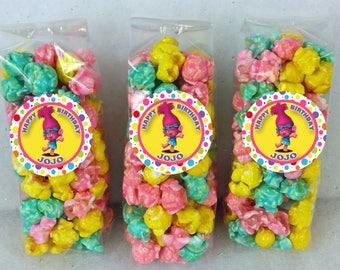 Trolls Popcorn Bags (set of 30)
