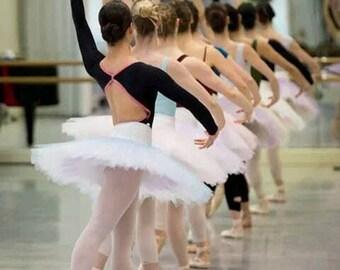 Rehearsal workout ballet tutu