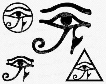 Eye of horus   Etsy