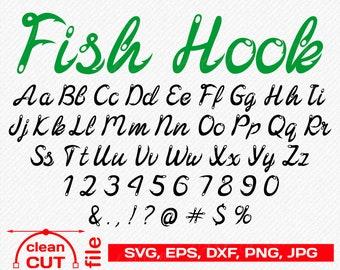 Download Fishing Alphabet Etsy