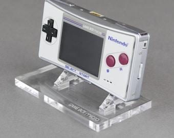 Game Boy Micro Display Stand