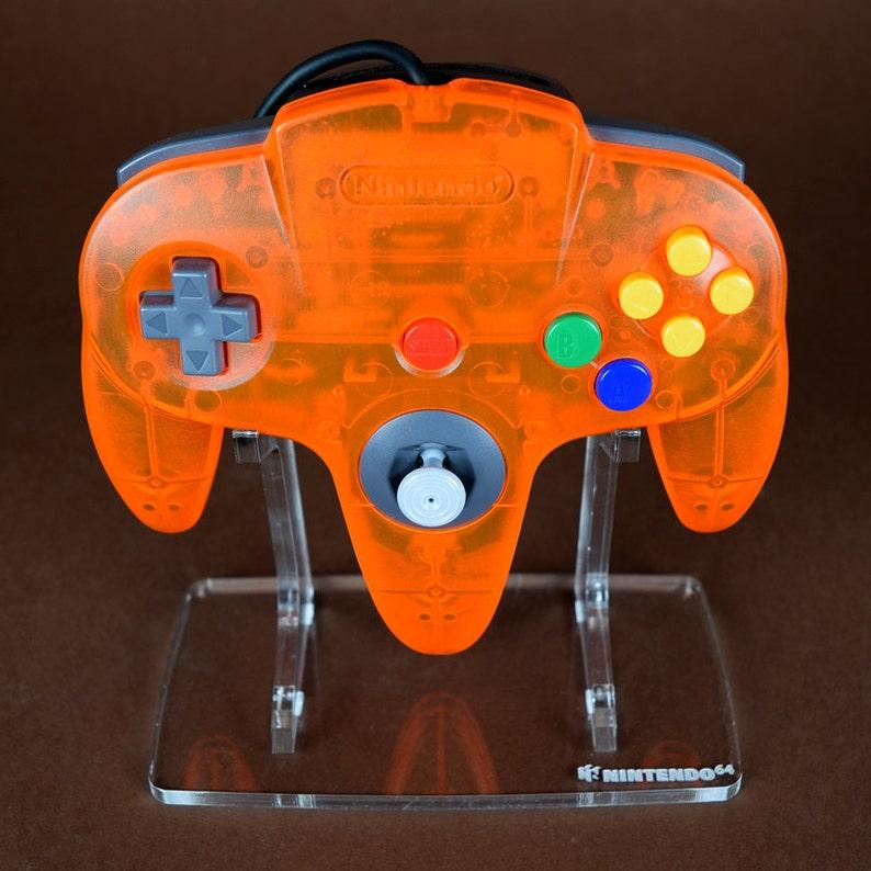 Nintendo 64 N64 Controller Display Stand