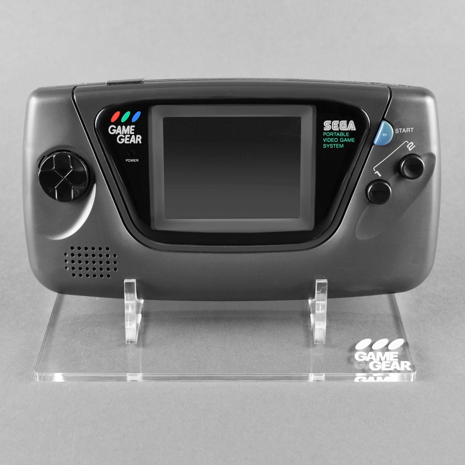 Game Gear Cartridge Display Tower Store and Display Your GameGear Collection!