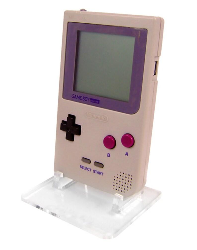 Game Boy Pocket Display Stand