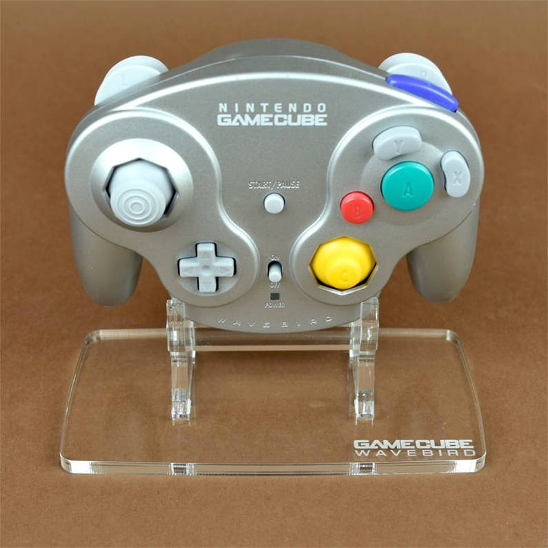 Nintendo GameCube WaveBird Controller Display Stand
