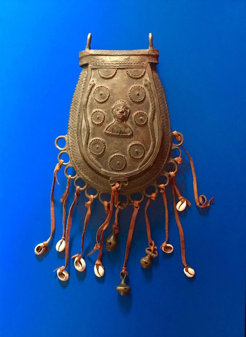 aabcc STRANG BAKELIT SCHEIBEN VINYL TRADEBEADS antik schwarz 5 mm AFRIKA SCHMUCK Internationale Antiq. & Kunst Afrika