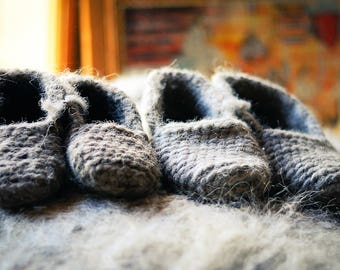 Felt slippers Slippers men Felted slippers Slipper socks Wool slippers Wool socks Mens slippers Wool shoes Leg warmers Slippers for men