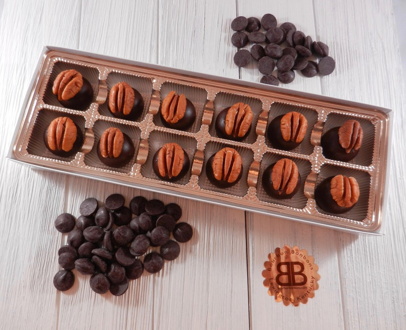 Bourbon Bonbons  Best in the Bluegrass  12-Piece image 0