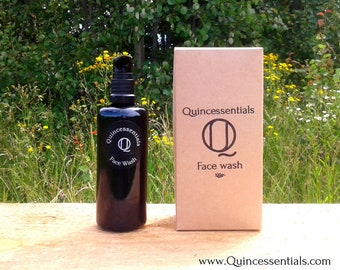 Quincessentials Face Wash - 100% natural skin care by Quincessentials