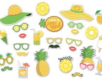 Pool Party Props Etsy