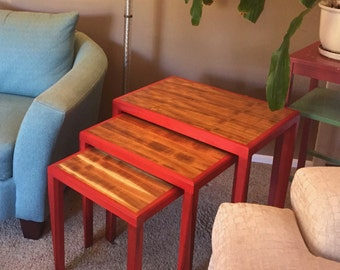 Kona Living Nested Tables