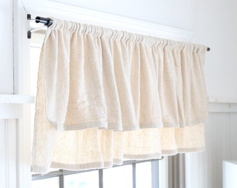 Kitchen Curtains Farmhouse Etsy
