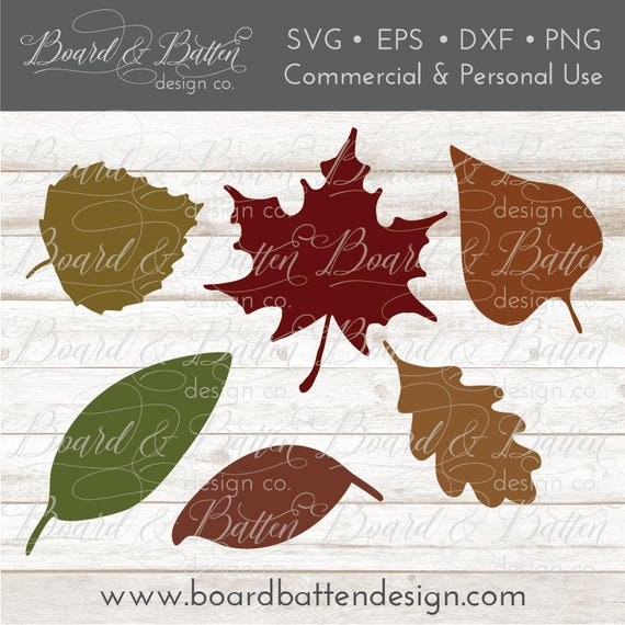 Svg Clipart Fall Svg File Silhouette Cameo Designs Etsy