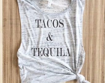 9e8c9300d3315 Tacos and Tequila Shirt in for Women tacos and tequila