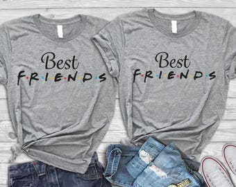 bf665dad friends bff shirt,friends tv show bff shirts,rachel monica bff shirts,rachel  monica best friends shirts,bff shirts,bff shirt,matching bff