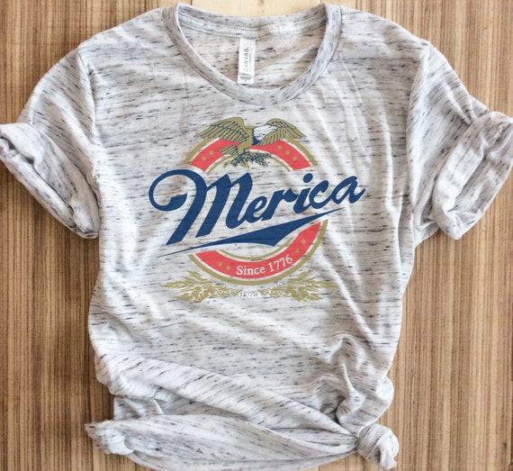 4272cb2091 merica 1776 shirt,Merica, star spangled, usa , vintage graphic tee, muscle  tank, muscle tee , beer shirt , concert shirt,merica since 1776,