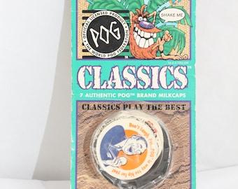 Original Pog Milkcap Classics Set