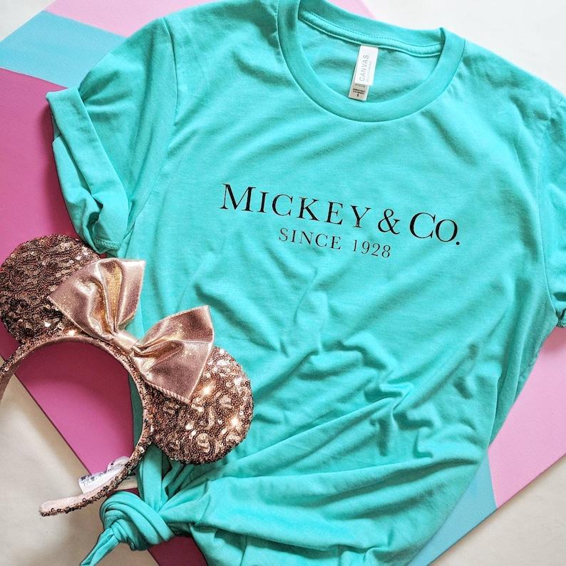 23916ff9565 THE ORIGINAL Mickey   Co. Mickey Mouse Shirt Disney