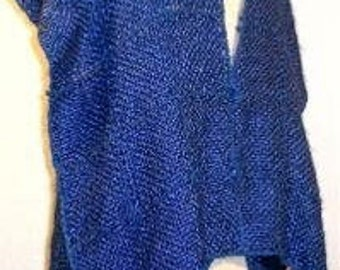 Pin Loom Weaving Wrap-around Shawl Pattern pdf instant download no shipping cost Zoom Loom Squares Custom Design DIY