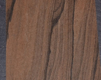 Pommele Sapele Raw Wood Veneer Sheets 10 x 23 inches 142nd or .6mm thick