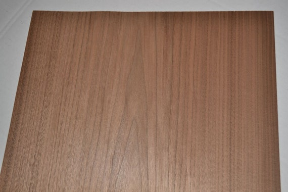 Black Walnut Wood Veneer Sheets 13 X 29 Inches 1 42nd Thick