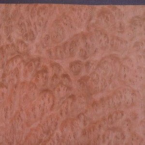 Eucalyptus Burl Raw Wood Veneer Sheets 8 x 9 inches 142nd or .6mm thick