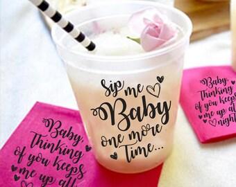 Custom / Party / Party Decorations / Bachelorette Party / Baby Shower / Bridal Shower / Graduation / Decor / Party Favors / Personalized Cup